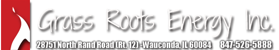 Grass Roots Energy Inc