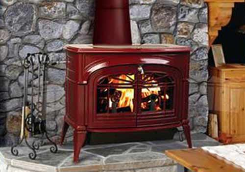 Vermont-Casting-Encore-2n1-wood-stove - Stoves Grass Roots Energy Inc.